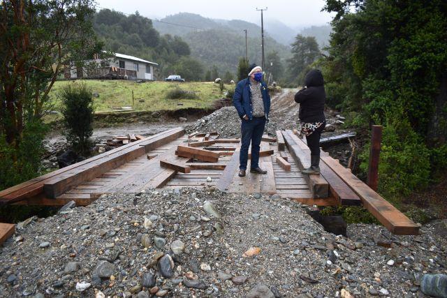 Puente Comunidad Chincay
