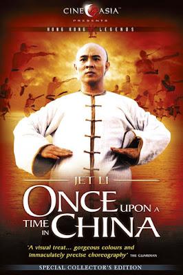 Once Upon a Time in China (1991) หวงเฟยหง หมัดบินทะลุเหล็ก ภาค 1