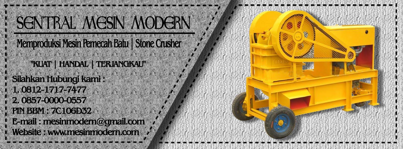 Cek Daftar Harga Stone Crusher Terbaru Murah Jual Mesin Stone Crusher Pemecah Penghancur Batu