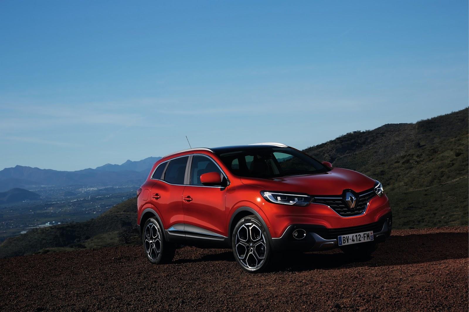 "Renault 65507 global fr Πρεμιέρα για το νέο Renault kadjar στην έκθεση ""ΑΥΤΟΚΙΝΗΣΗ 2015"""