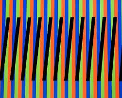 Resultado de imagen para Obras de artes de Carlos Cruz Diez