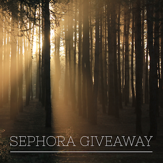 Enter the Sephora Gift Card Giveaway. Ends 12/19. Open WW