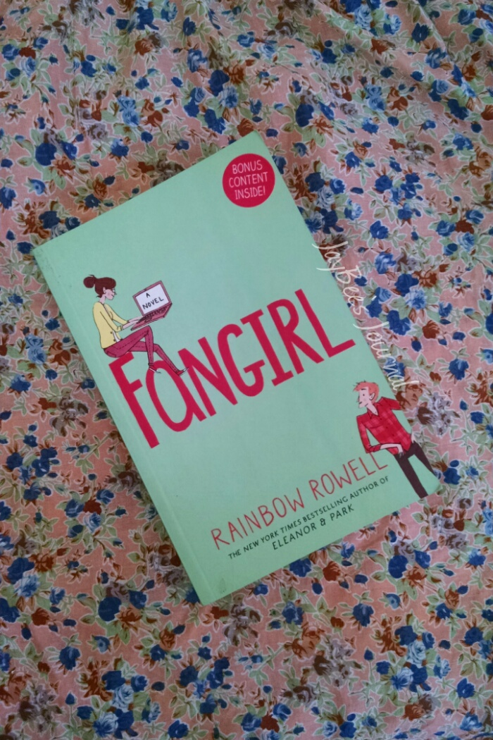 fangirl rainbow rowell pakistan, pakistani beauty and book blog