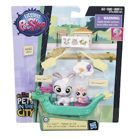 Littlest Pet Shop City Rides Ella Escargot (#223) Pet