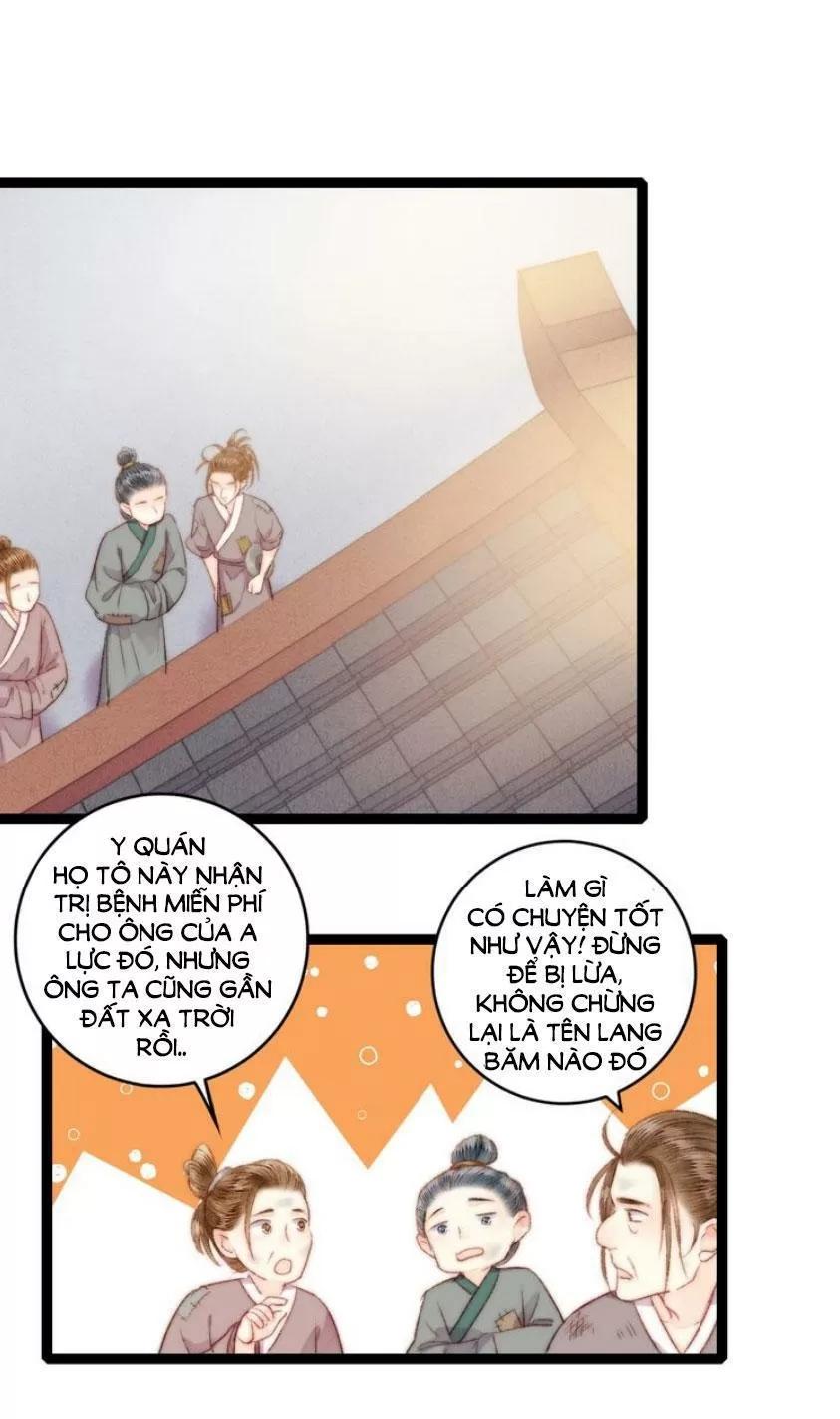 Nàng Phi Cửu Khanh - Thần Y Kiều Nữ chap 58 - Trang 9