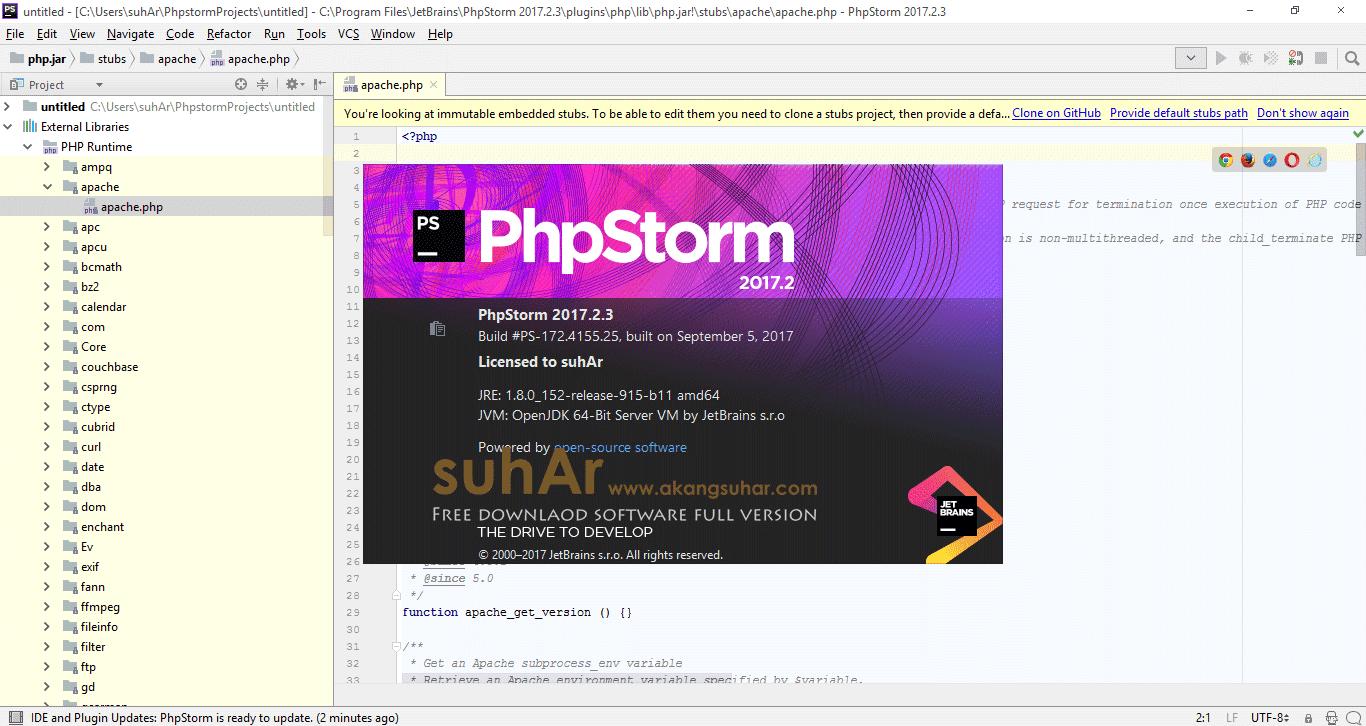 Download JetBrains PhpStorm 2017 Final Plus Serial Number, JetBrains PhpStorm 2017 License Code