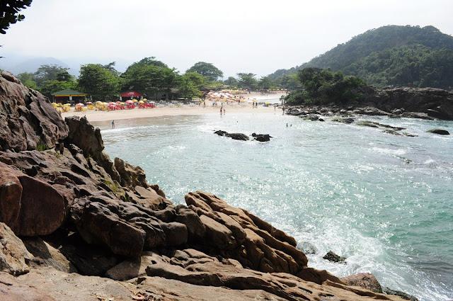brasil rio de janeiro br 101 trindade viajando sem frescura turismo ferias praia verao sol fotos dicas relato camping pousada praia do meio