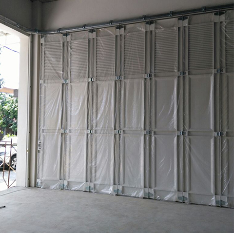 Pintu Garasi versi 2