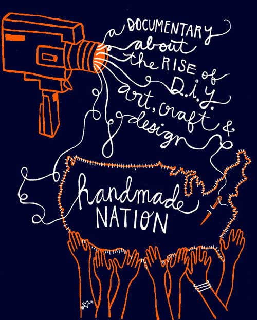 EVS at Sofia City Library: 'Handmade Nation', Arts & Crafts