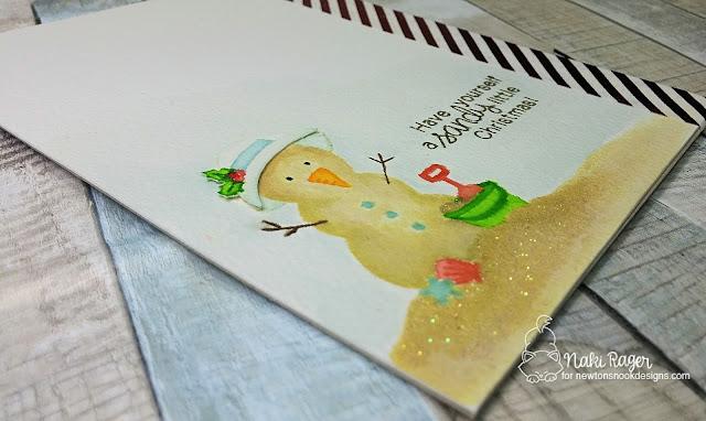 Newton's Nook Designs Sun Soaked Christmas Set - Naki Rager