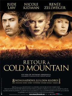 retour à cold mountain springfiel 1861