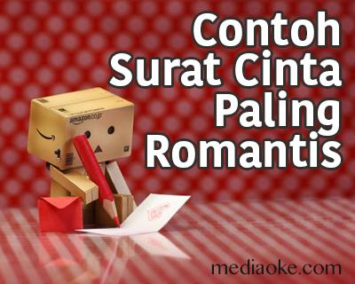 Contoh Surat Cinta Yang Singkat Dan Romantis