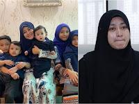 13 Tahun Nikah Hingga Dikaruniai 5 Anak, Wanita Ini Diceraikan karena Suami Mau Nikah Lagi..