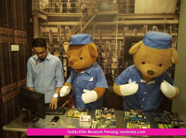 5 Sektor Pekerjaan Yang Mempunyai Statistik Kemalangan Tertinggi Di Malaysia, statistik kemalangan mengikut sektor pekerjaan di malaysia, panduan kerja singapura, cara nak bekerja di singapura, teddyville museum penang, museum teddy bear penang,