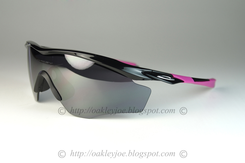 c3bd939d883 polished black + black iridium + pink socks  205 lens pre coated with Oakley  hydrophobic nano solution complete set comes with box and microfiber pouch