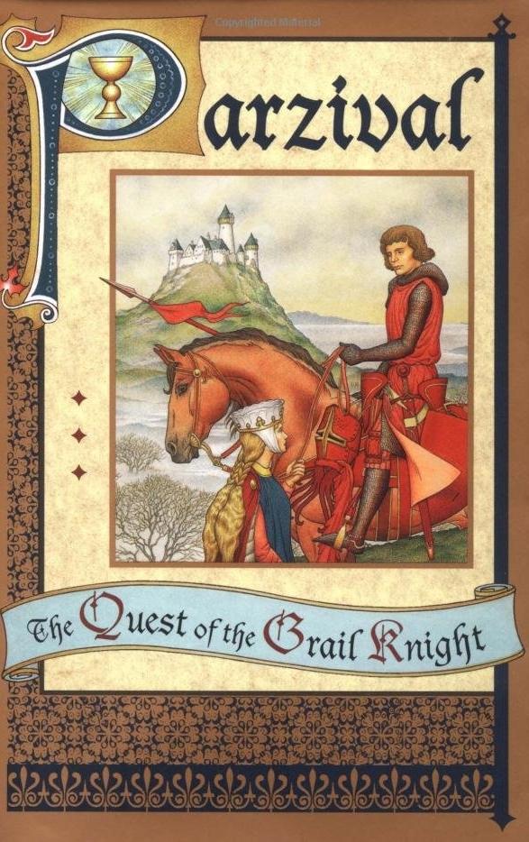 Qu'est Ce Que La Quete Du Graal : qu'est, quete, graal, Quête, Perceval:, Graal, Christ