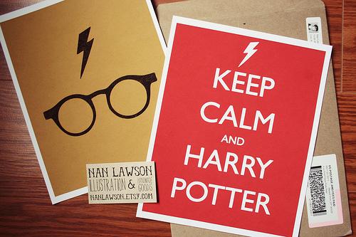 Harry Potter Fan Prints