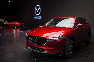 2018 Voiture Neuf 2018 Mazda CX-5 VUS, Prix, Photo, Revue