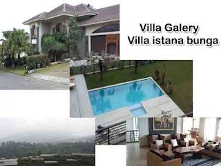 Villa Untuk Keluarga Besar Di Lembang Dengan Kolam Renang
