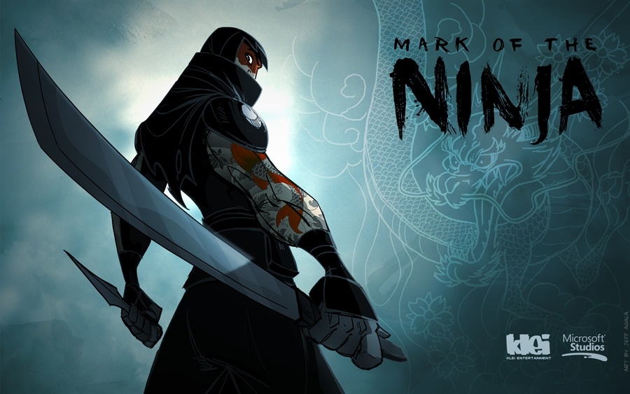 Mark of the Ninja Special Edition Poster