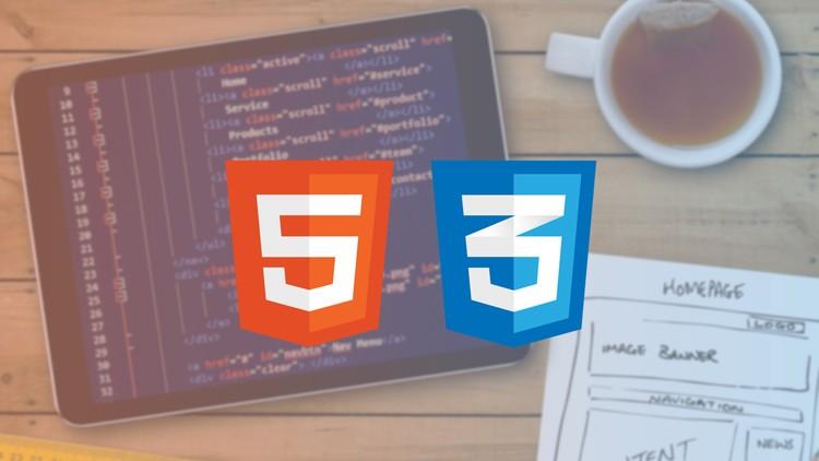 Learn HTML5, CSS3 and JavaScript for beginners - Coupon