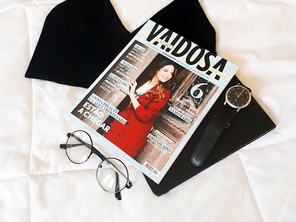 A Maria Vaidosa Magazine, a revista mais falada dos últimos dias