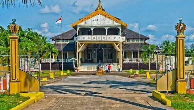 Istana Kadriah, Peninggalan Kesultanan Pontianak yang Bersejarah