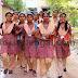 বর্ধমানে মাধ্যমিকের দ্বিতীয় দিনে পরীক্ষা শেষে হাসি মুখে বেরিয়ে আসছে ছাত্রীরা