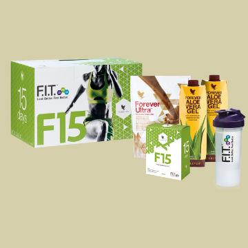 Форевър Ф.И.Т. 15 за начинаещи - шоколад /Forever F.I.T. 15 beginners - Chocolate/