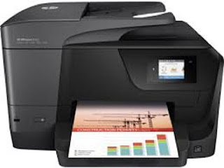 Picture HP OfficeJet 8702 Printer