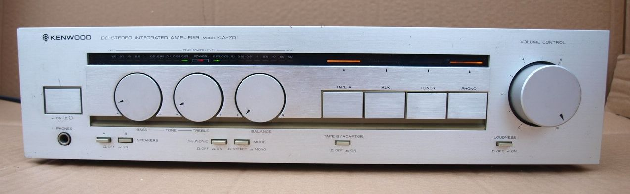 Kenwood Amplifier manual Ka 109 Lebanon tn