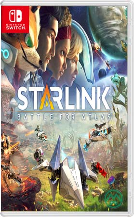 Starlink: Battle For Atlas UPDATE+DLC Switch NSP XCi - Download last