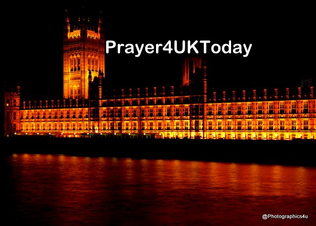 Prayer4UKToday