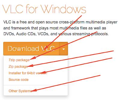 vlc software free  setup