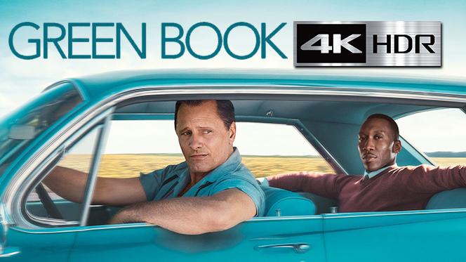 Green Book: Una Amistad sin Fronteras (2018) 4K UHD [HDR] Latino-Ingles
