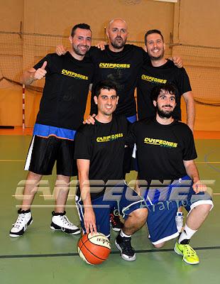 Maratón Baloncesto Aranjuez