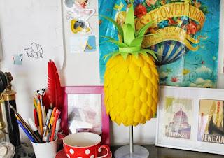Beautiful Pineapple Decorative Lights