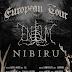 NIBIRU – da domani in tour in Europa con ENISUM!