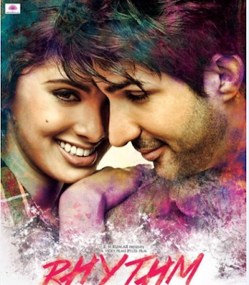 Rhythm Movie POster- Rinil Routh