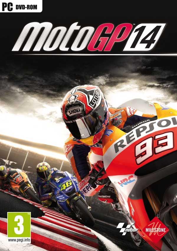MotoGP 14 Download Cover Free Game