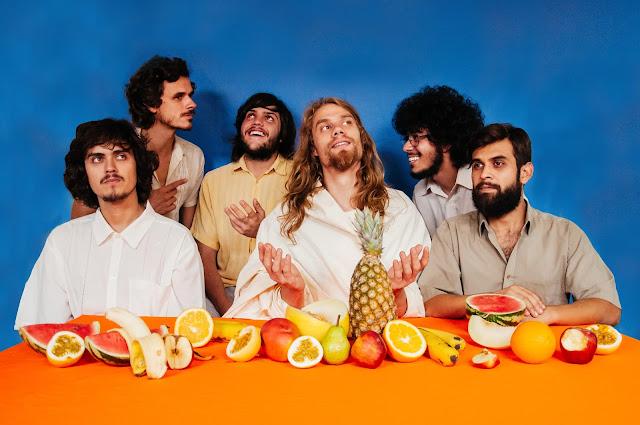 Trombone de Frutas - Discografia
