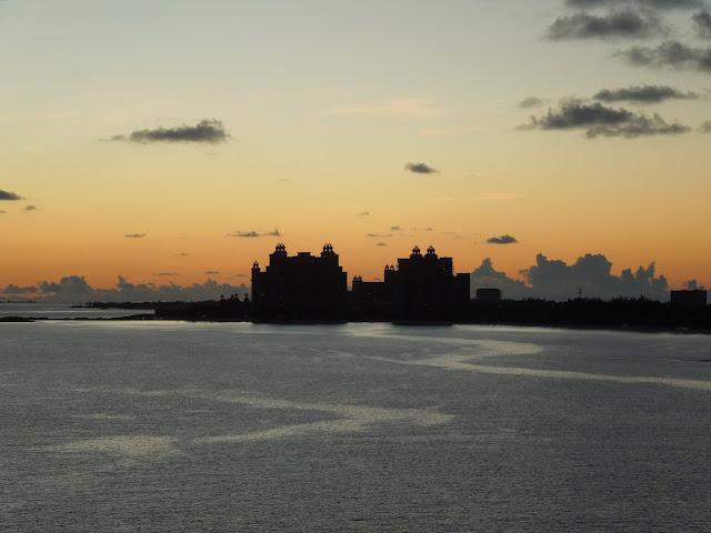 Atlantis silhouette
