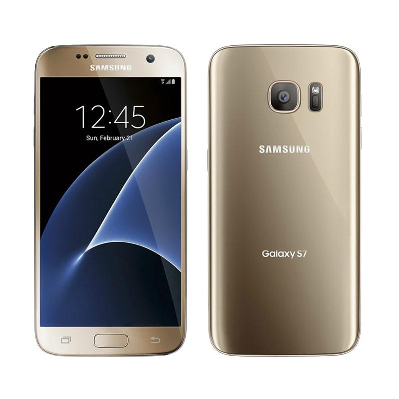 Samsung Galaxy S7 Edge Smartphone - Gold