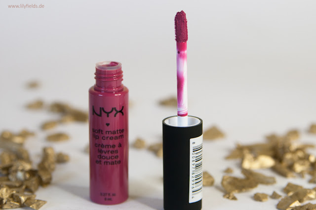NYX - Soft Matte Lip Cream, Prague
