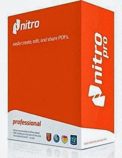 Nitro Pro 9.5.3.8 + KeyMaker Final