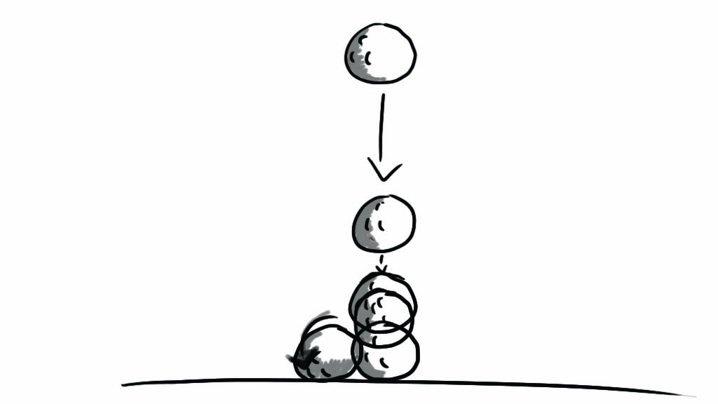Digital Skills 2 3D: Bowling Ball Planning/ 1st attempt