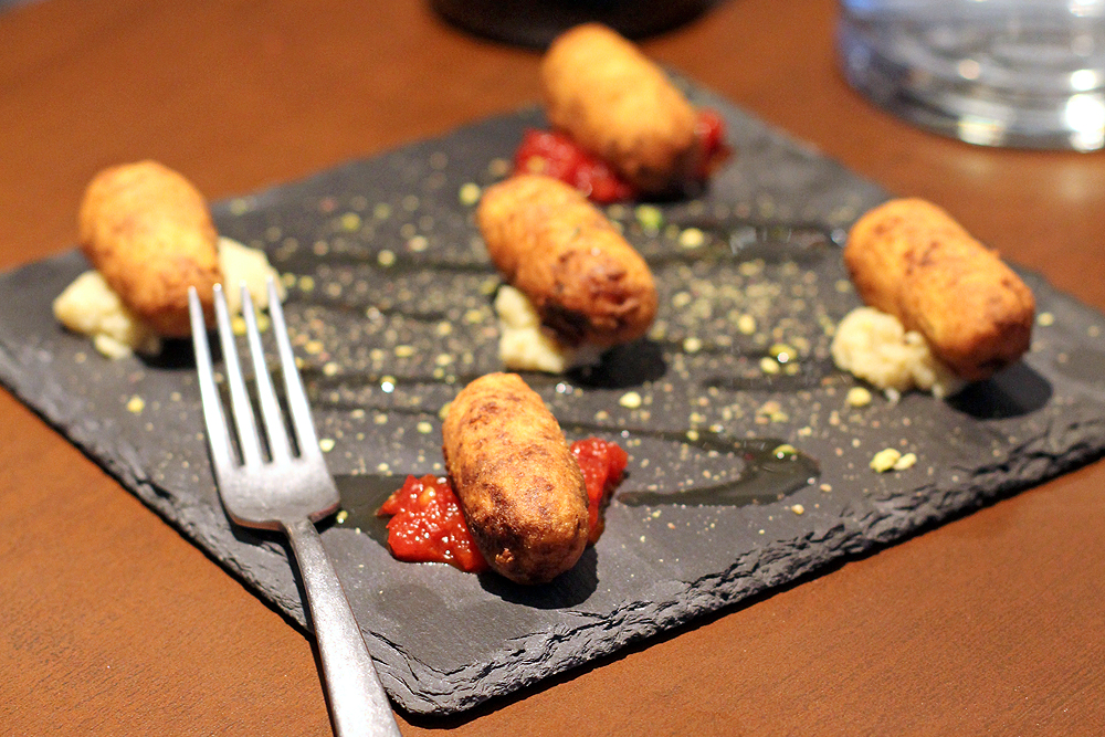 Enoteca Pomaio sharing plates, Brick Lane - London lifestyle blog