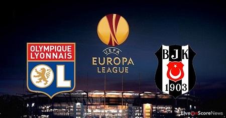 Assistir Lyon x Besiktas AO VIVO Grátis em HD 13/04/2017 - Liga Europa