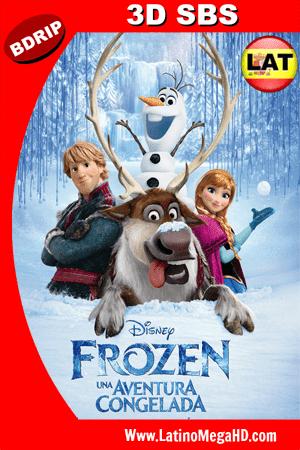 Frozen: Una Aventura Congelada (2013) Latino FULL 3D SBS 1080P ()