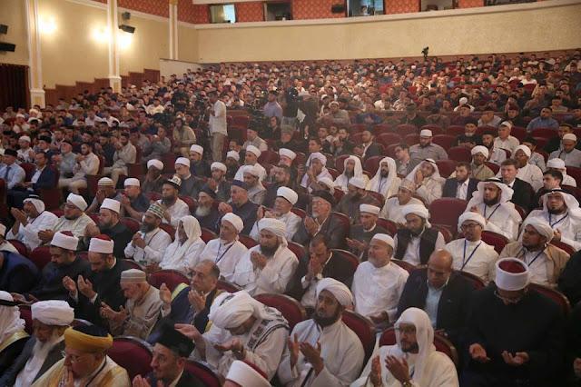 Negara CHECHNYA Diresmikan Menjadi Republik Islam Aswaja.